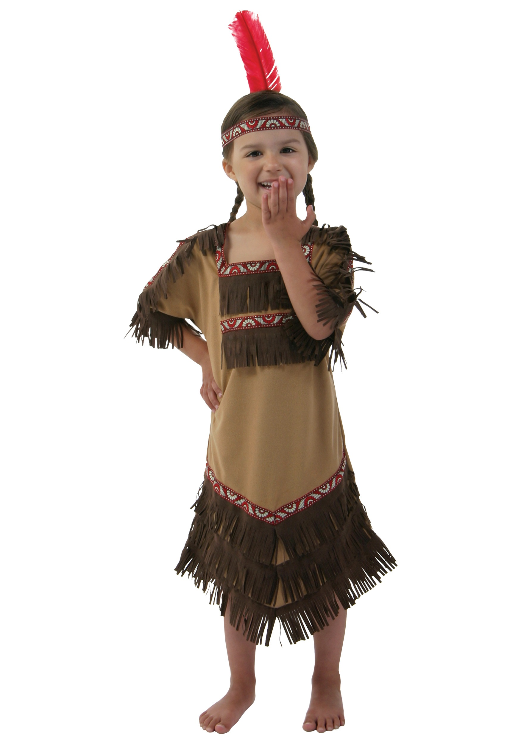 049fcc795 Indian Costumes Kids   Little Indian Brave Kids Costume - Mr ...