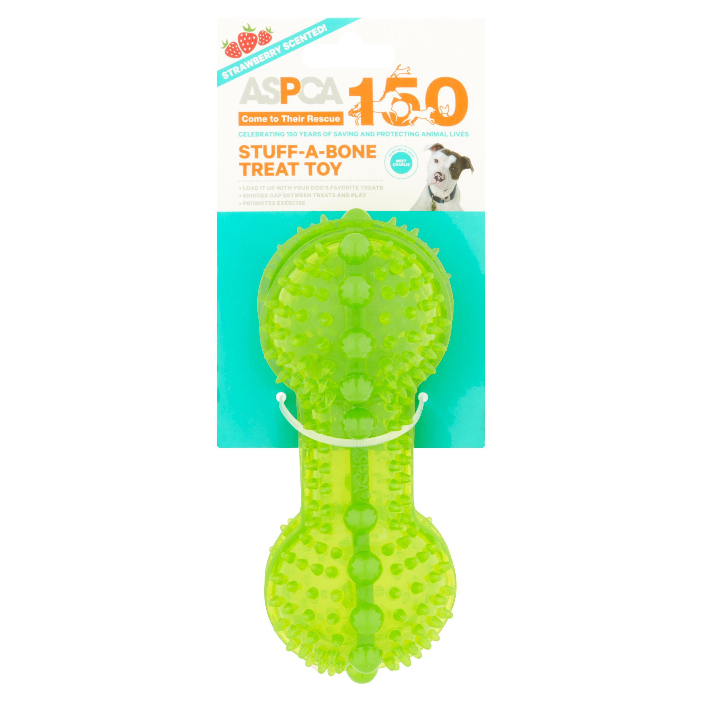 ASPCA Stuff-A-Bone Treat Toy