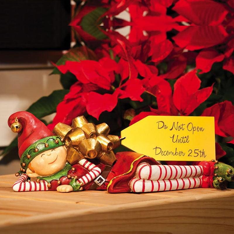 Christmas Elves, Do Not Open