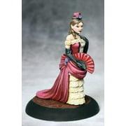 Reaper Miniatures 50309 Chrono Coraline Thaddington Multi-Colored