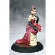 Reaper Miniatures 50309 Chrono Coraline Thaddington Multi-Colored