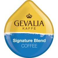 Gevalia Signature Blend Ground Coffee T-Disc For Tassimo Brewing System, 16 Count