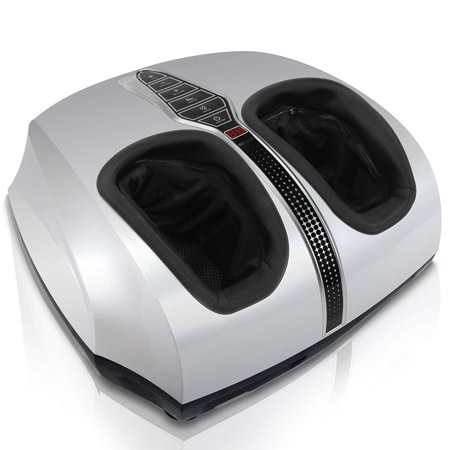 SereneLife AZSLFTMSG25 Foot Massager Heel Toe & Ankle Massage Therapy with Penetrating Feet Rollers