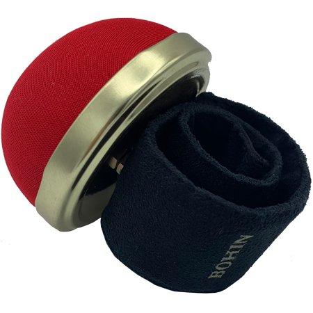 Bohin Flexible Slap Bracelet Pin Cushion-Red (Slap Braclet)