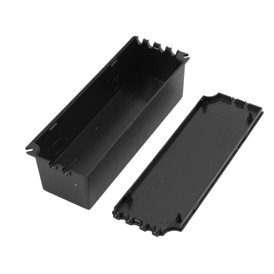 3pcs Bo tier de raccordement XG150 150x52x37mm Bo tier ignifuge PC pour LED Driver - image 2 de 3