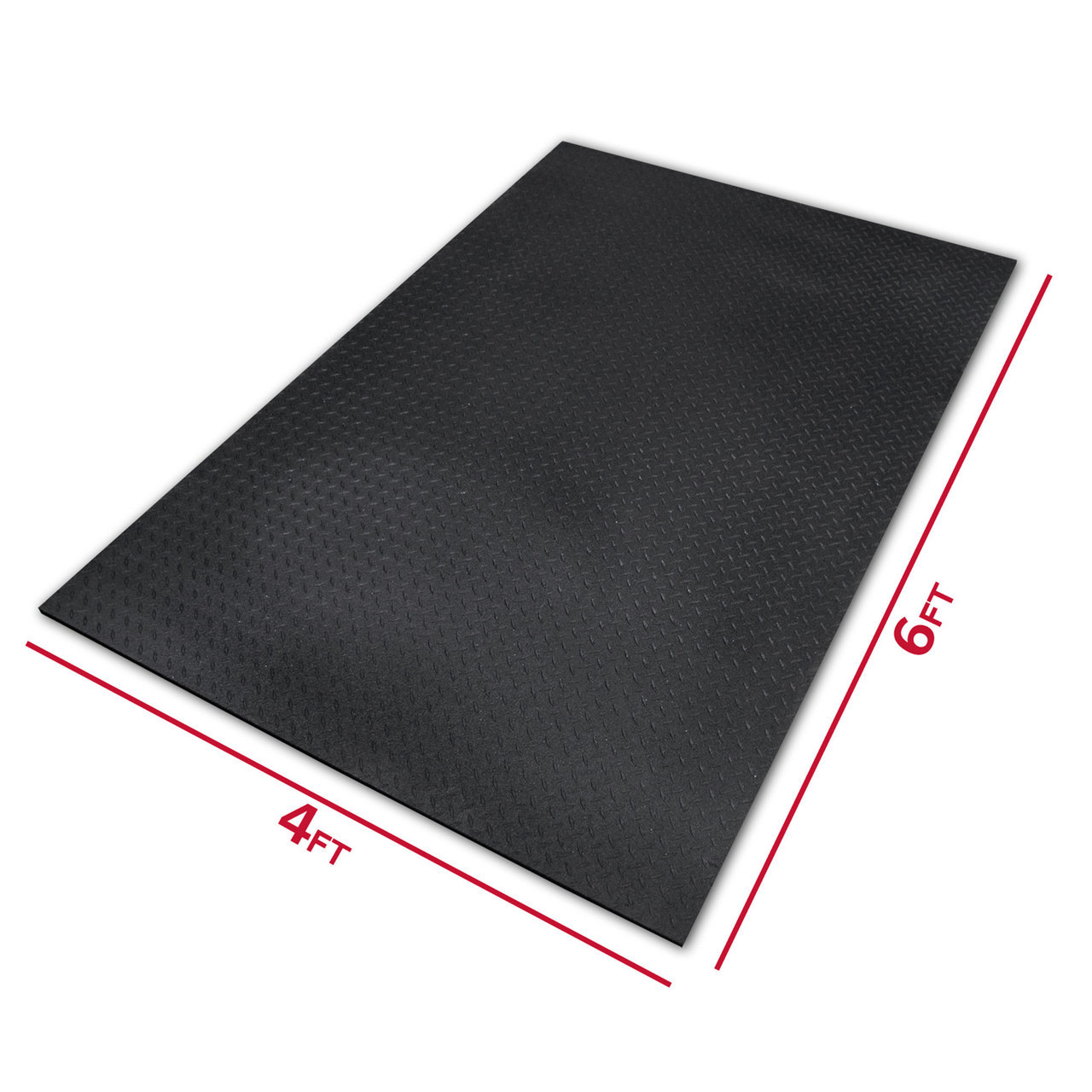 XMark Fitness XMat Ultra Thick Gym Flooring- Set of 5