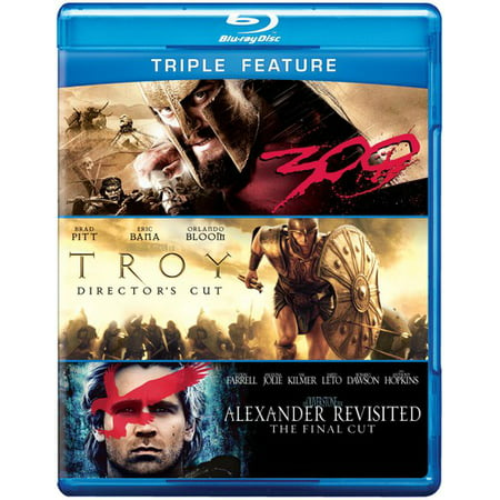 300 / Troy (Director's Cut) / Alexander Revisited: The Final Cut