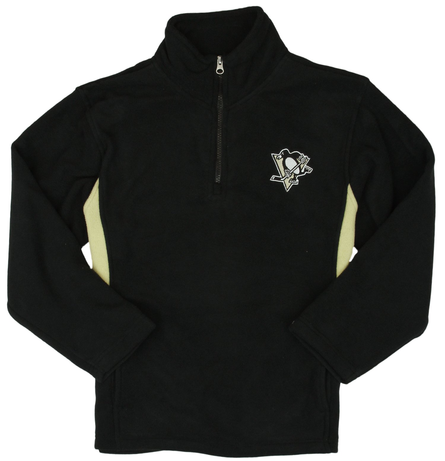 NHL Hockey Kids   Youth Pittsburgh Penguins Fleece Jacket Black by