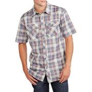 Big Men's Performance Short Sleeve Woven Shirt, 2XL