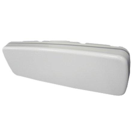 Scanstrut Scanpod Helm Pod 4 Instrument Uncut - Usable Face 4.3 x 19.7 - White Scanpod Deck Pod
