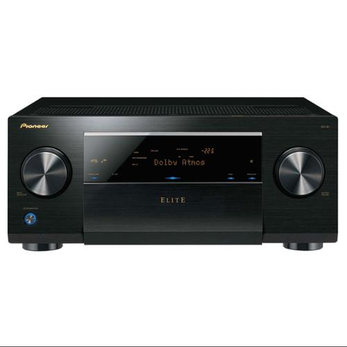 Pioneer SC-91 7.2 Channel Networked Class D3 AV Receiver with Built-in Bluetooth, Wi-Fi & Dolby Atmos by Pioneer