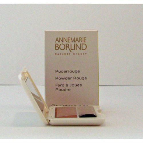 Powder Rouge Raspberry Annemarie Borlind 0.17 Powder