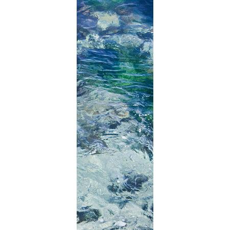 Tide Pool IV, Fine Art Photograph By: Rita Crane; One 12x36in Fine Art Paper Giclee Print