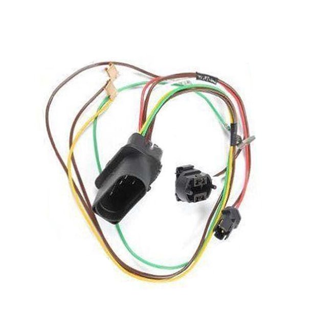Brand New For Volkswagen Passat 3B0971671 Headlight Wire Harness Connector  Repair Kit - Walmart.com - Walmart.comWalmart.com