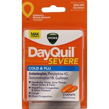 Cold & Flu: DayQuil Cold & Flu Caplets