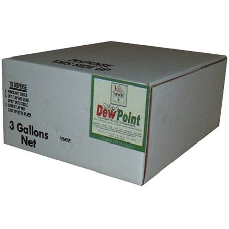 Willtec Diet Dew Point Soda Syrup Concentrate  3 Gal