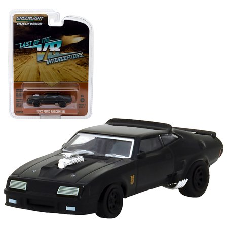 Mad Max Greenlight Hollywood DieCast 1973 Ford Falcon XB 1:64 Scale