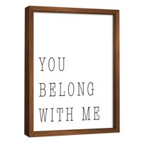 You Belong with me By PTM Images