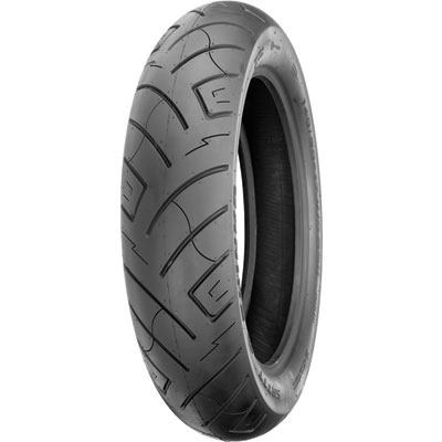 Shinko 777 H.D 61H 100//90-19 Front Motorcycle Tire White Wall for Harley-Davidson Dyna Street Bob FXDB 2006-2016