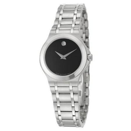 Women's Portfolio Watch Swiss Quartz Sapphire Crystal (Crystal Dress Swiss Quartz Watch)