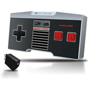 My Arcade GamePad Classic: Non-Wired Controller for the NES Classic Edition Gaming System & Wii, dreamGEAR, 845620029273