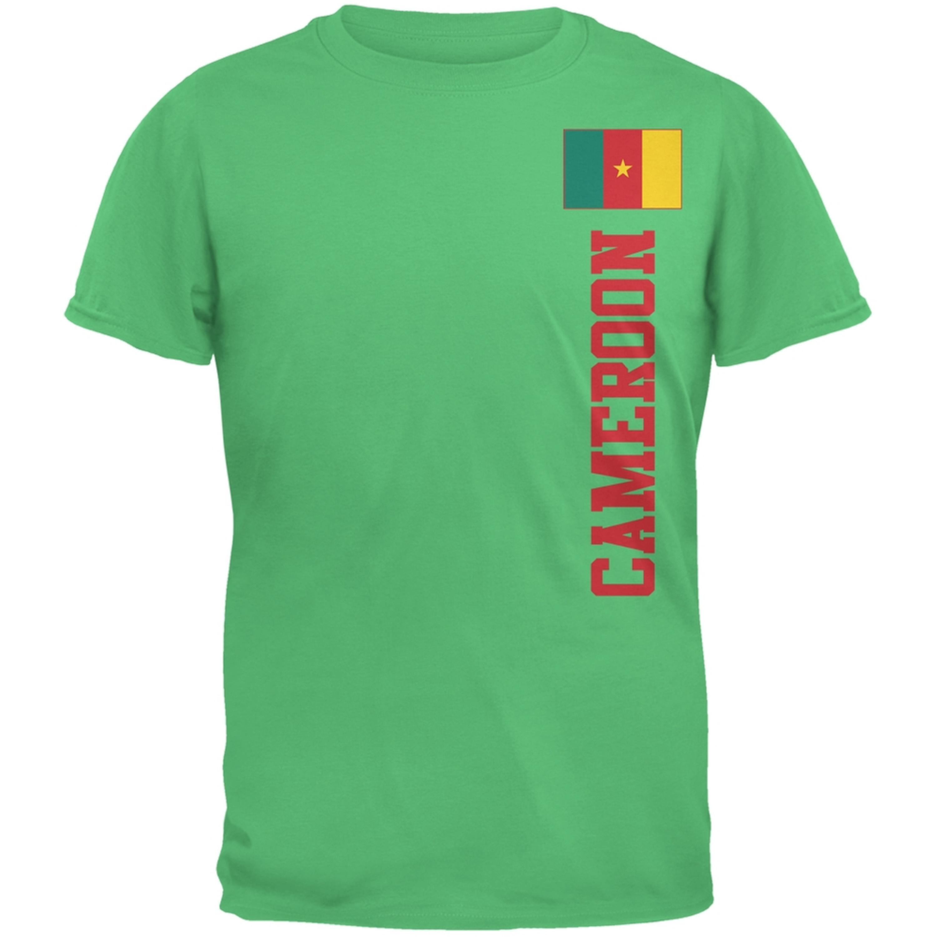 World Cup Cameroon Green Youth T-Shirt