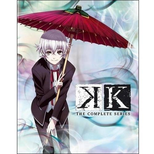 K: The Complete Series (Limited Edition) (Blu-ray + DVD) (Widescreen)