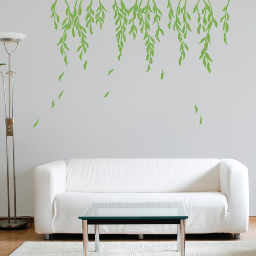 Wallums Wall Decor Willow Branches Wall Decal