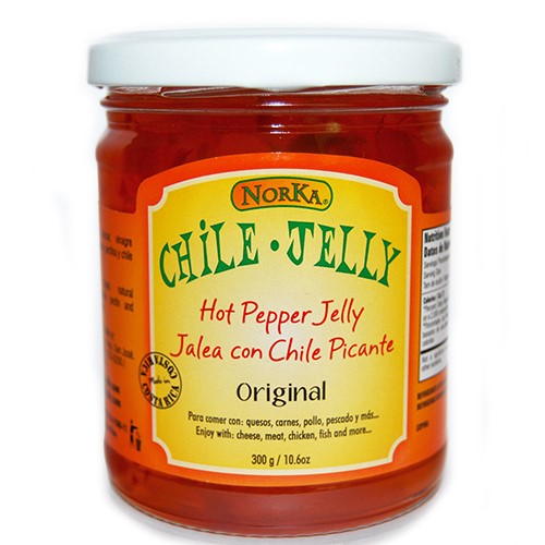 Hot Pepper Jelly by Norka Chile Jelly - Original