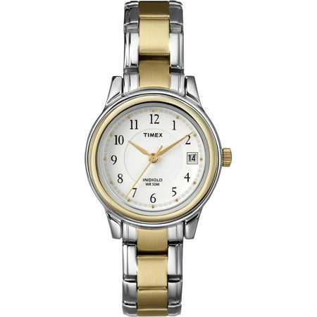 Women's Porter Street Watch, Two-Tone Stainless Steel (Timex Set Bracelet)