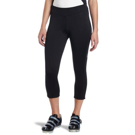 Pearl Izumi Women's Sugar Thermal Cycling 3-Quater Tight Black Medium