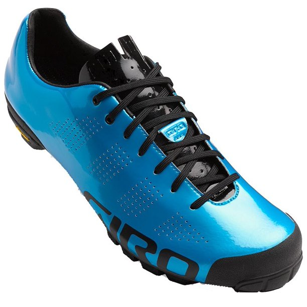Giro Men's Empire VR90 Cycling Shoes (Blue Jewel/Black, 40.5)