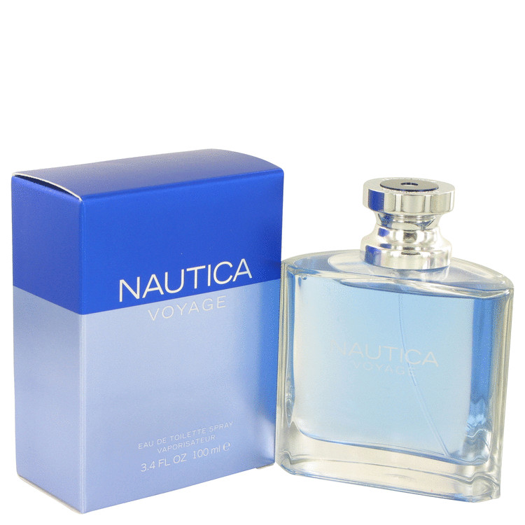 Nautica Nautica Voyage Eau De Toilette Spray for Men 3.4 oz