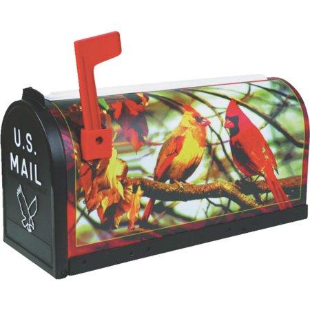 Flambeau Prod. #1 Poly Cardinal Mailbox T-RD-CRD (1 Mailbox)