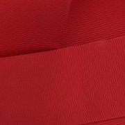 "3"" Red Grosgrain Ribbon Solid 3 yard"