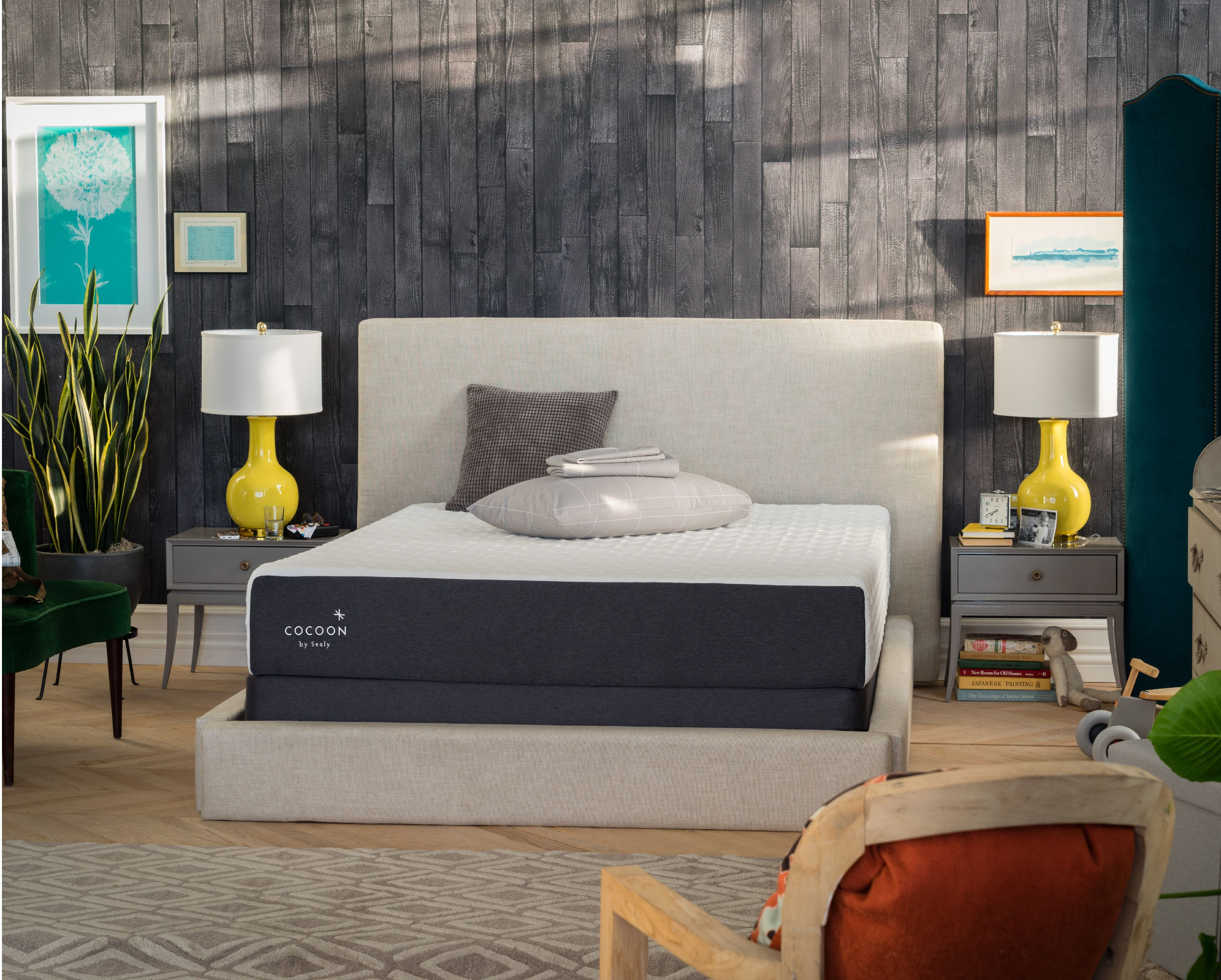 Cocoon by Sealy Classic Soft Mattress in a Box, Multiple Sizes by Cocoon by Sealy