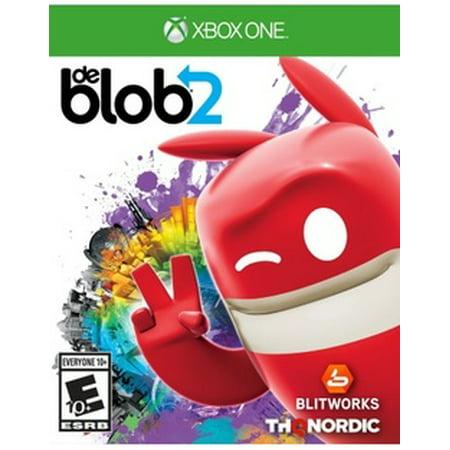 De Blob 2, Nordic Games, Xbox One, - Halloween De Juegos Gratis