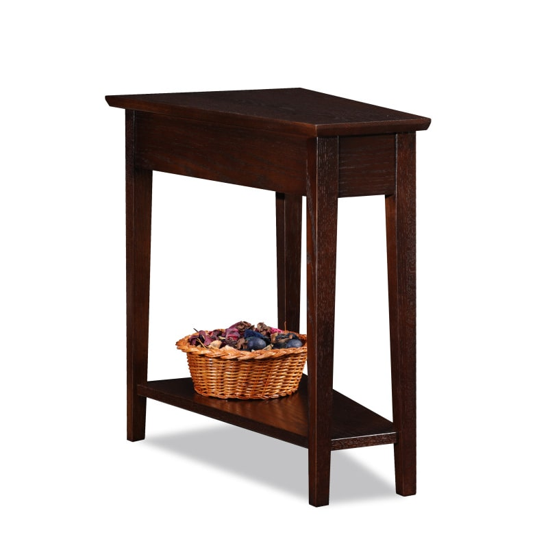 KD Furnishings Favorite Finds Recliner Wedge Table