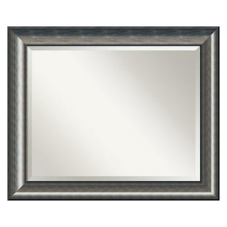 Amanti Art Quicksilver Wall - Mirror Silver Halloween Contact Lenses