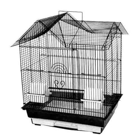 A and E Cage Co. House Top Bird Cage