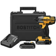 "Bostitch 18V Lithium .25"" Hex Chuck Impact Driver Kit, BTC440LB"