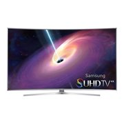 """Samsung 9000 48"""" 4K SUHD 3D-Ready LED Curved Smart TV"""