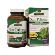 Saw Palmetto Berry Extract Nature's Answer 120 VCaps