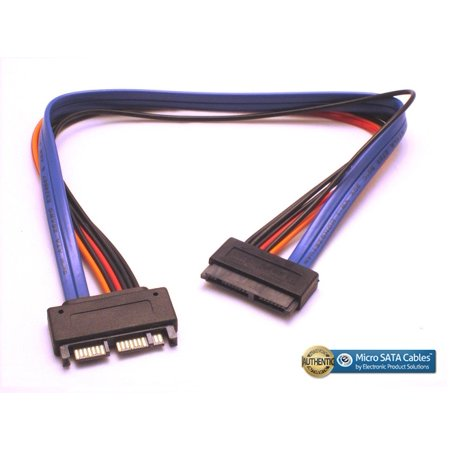 Micro SATA 16 Pin Extension Cable