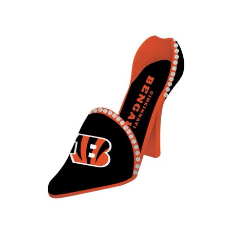 Cincinnati Bengals Decorative Wine Bottle Holder – Shoe