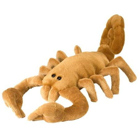 Cuddlekins Scorpion Plush Stuffed Animal by Wild Republic, Kid Gifts, Zoo Animals, 12 Inches