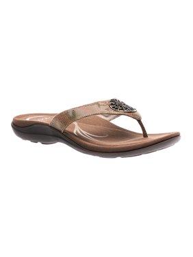 ABEO  Women's Beauty Neutral - Flip Flop Sandals