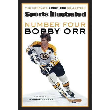 Bobby Orr Memorabilia (Number Four Bobby Orr )