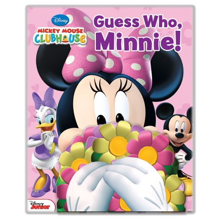 Disney Mickey Mouse Clubhouse: Guess Who, Minnie! - Minnie And Mickey Mouse Halloween Coloring Pages