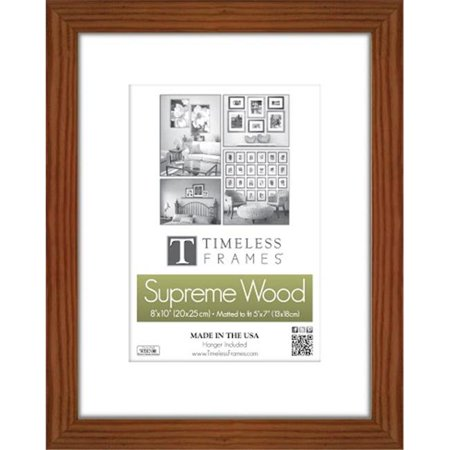 Timeless Frames 73259 Regal Walnut Wall Frame, 11 x 17 inch